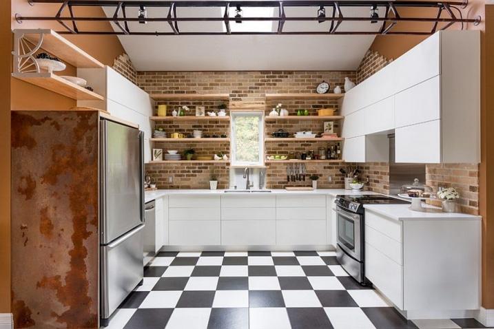 30 Exemples De Dcoration Cuisines Au Style Industriel