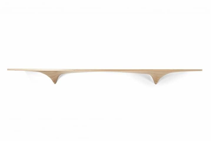 Etagères minimaliste en bois