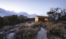 Maison désert Utah