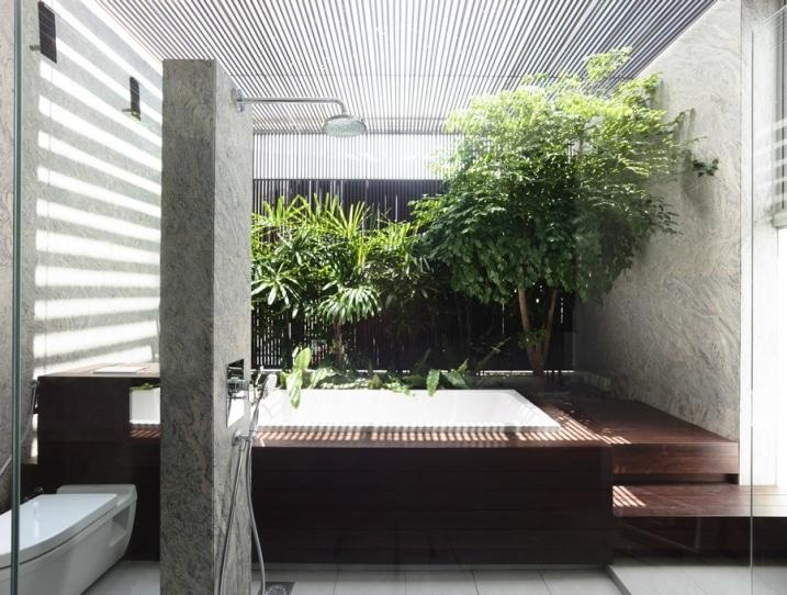 Salle de bain avec spa - Salle de bain spa ...