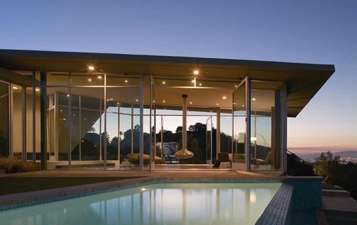 Villa design avec piscine for Villa design avec piscine