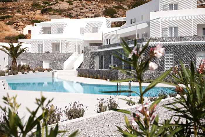 Blue Bay Hotel Ios Grece