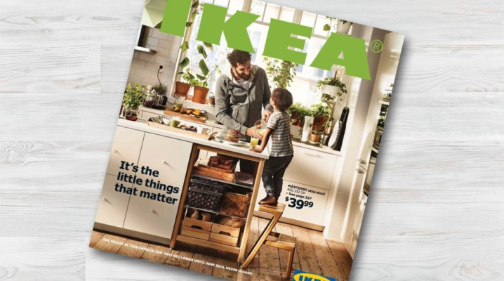 ikea d couvrez le nouveau catalogue ikea 2016. Black Bedroom Furniture Sets. Home Design Ideas