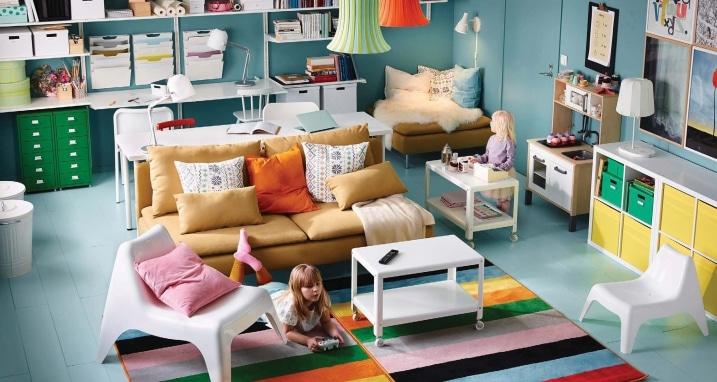 Rooms Styles From Our Latest Catalog: IKEA : Découvrez Le Nouveau Catalogue IKEA 2016