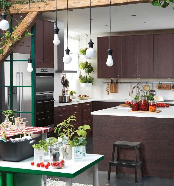 Cuisine rustique ikea 2016 for Design cuisine 2016