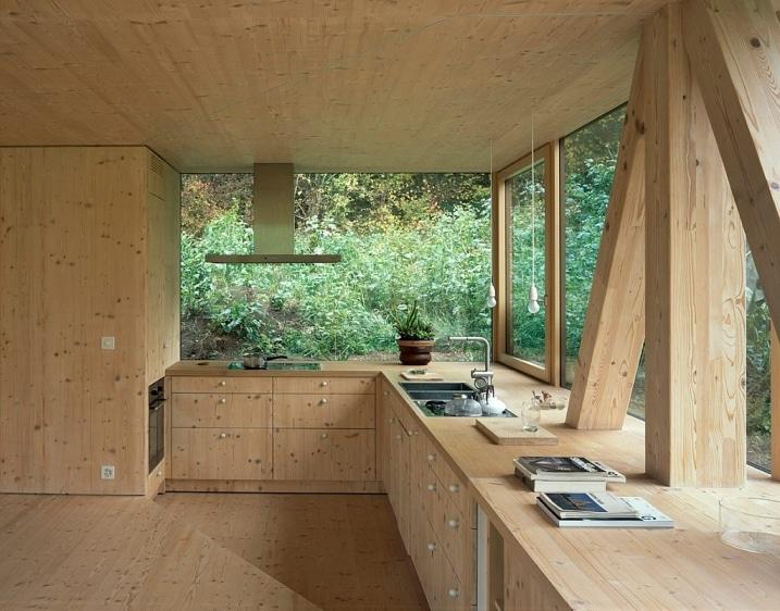 Maison moderne ossature bois - Probleme maison ossature bois ...