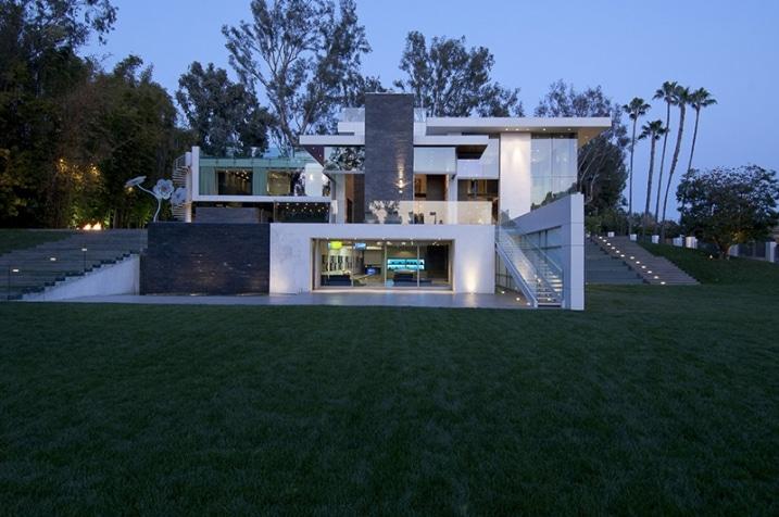 Maison Contemporaine Californie