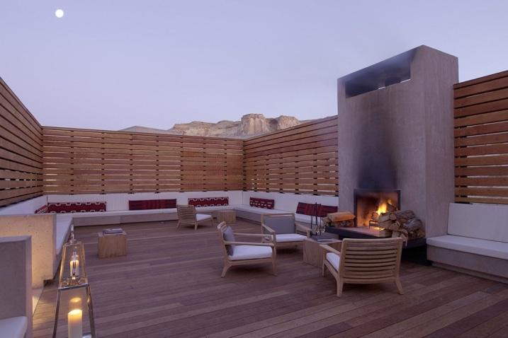 Chambre avec Rooftop Amangiri Resort