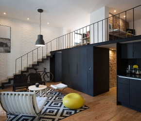 Awesome Idee Renovation Maison Ancienne Contemporary - Design Trends ...