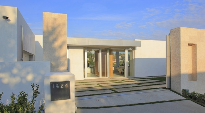 Transformation Ancienne maison en maison contemporaine