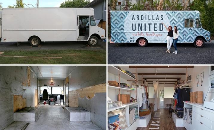 nouvelle tendance la boutique de mode mobile. Black Bedroom Furniture Sets. Home Design Ideas
