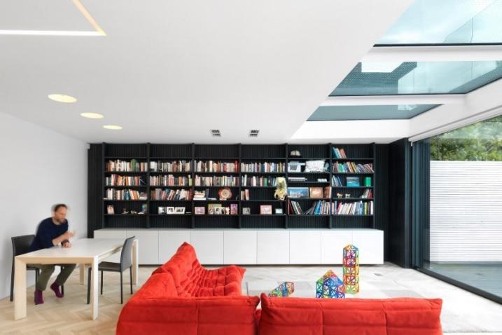Bibliothèque contemporaine noire