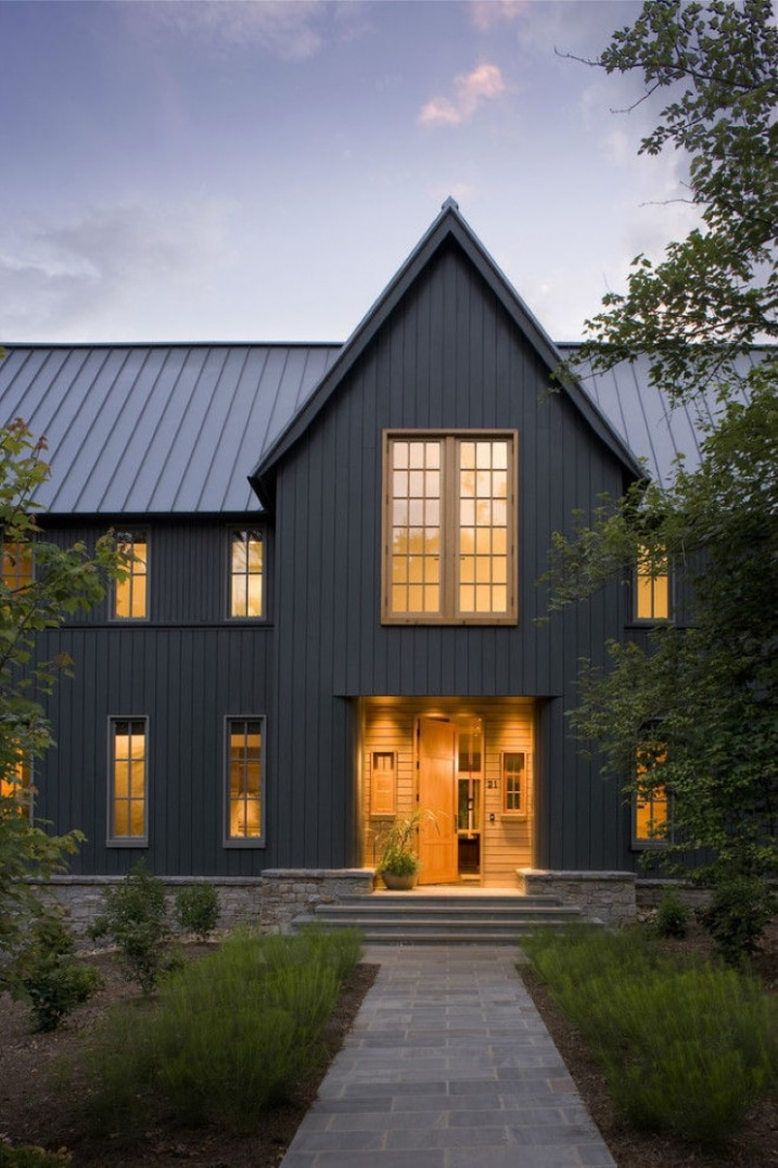 Exterior Color Schemes For Ranch Style Homes