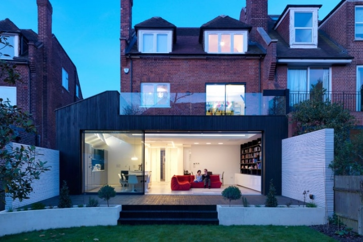 Extension rooftop