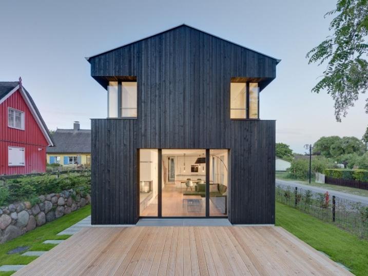 maison traditionnelle allemande. Black Bedroom Furniture Sets. Home Design Ideas