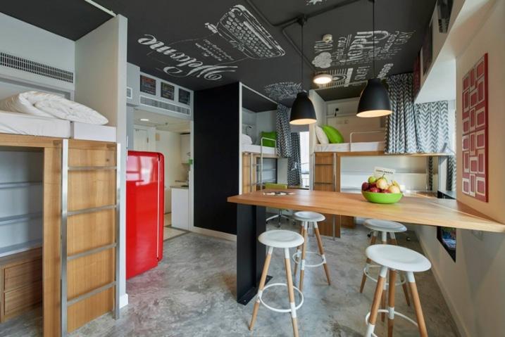 Id es pour d corer un appartement tudiant - Decoration design appartement bordeaux ...