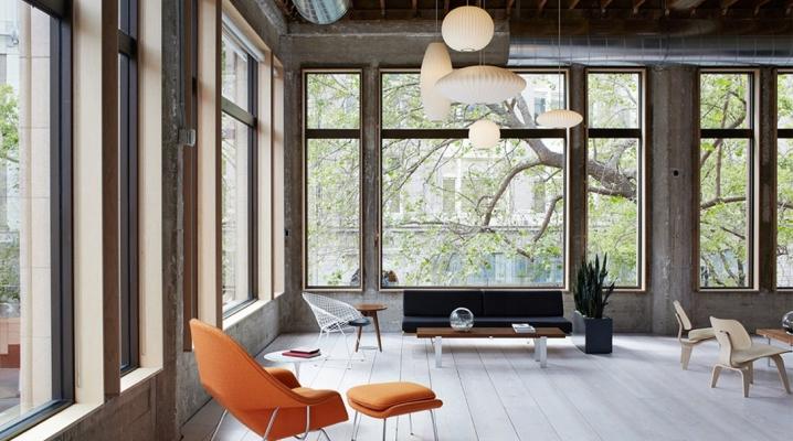 Découvrez les bureaux et l open space design de vsco