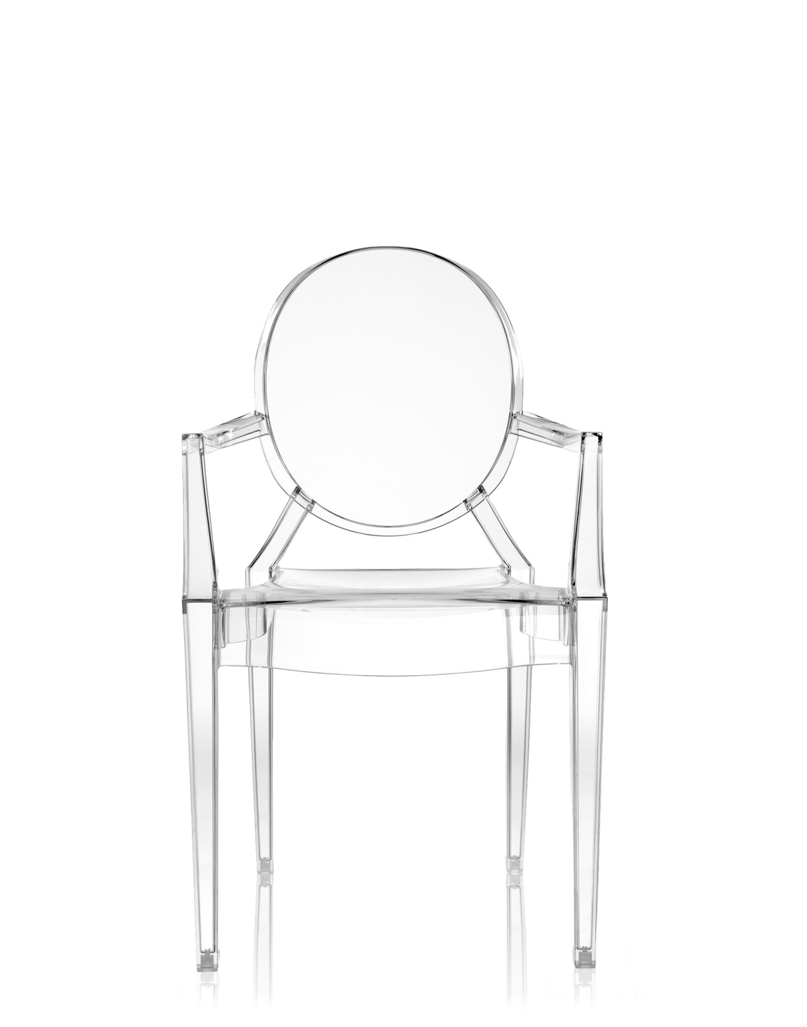 Chaise Kartell Louis Ghost Philippe Starck
