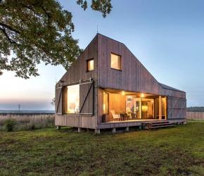 les plus belles maisons en bois id es exemples de maisons en bois. Black Bedroom Furniture Sets. Home Design Ideas
