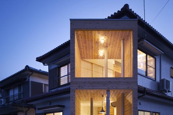 Extension maison tradionnelle