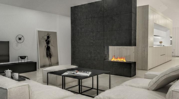 Maison au design minimaliste avec des couleurs neutres for Maison cubique minimaliste
