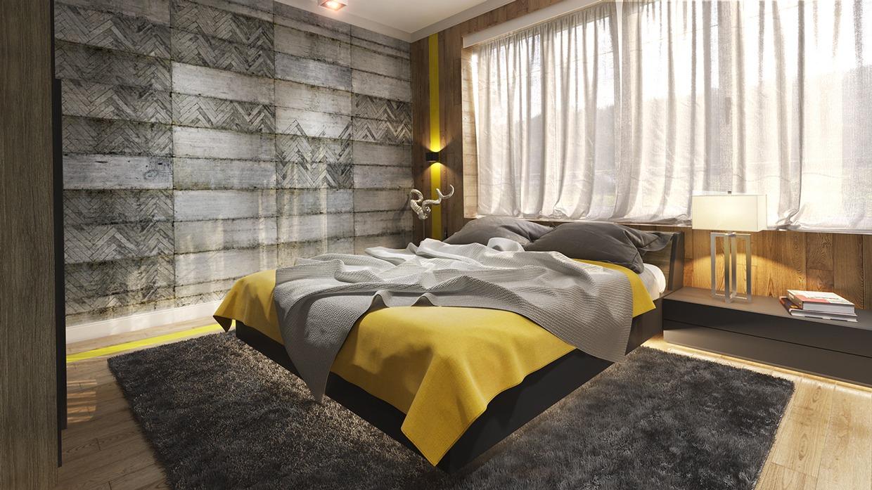 Bois Pour Mur Chambre 30 idées pour décorer les murs de votre chambre