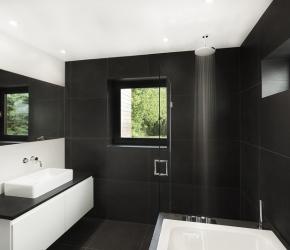 Id es inspirations d coration salles de bain de luxe et design for Decorer une salle de bain blanche