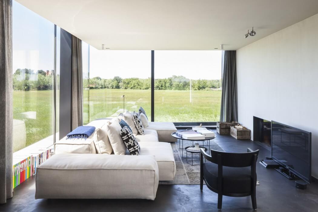 baie vitr e d 39 angle. Black Bedroom Furniture Sets. Home Design Ideas