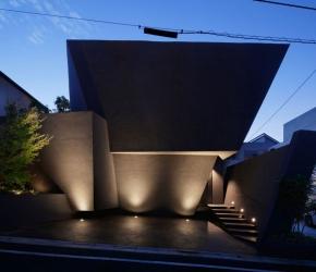 Maison design géometrique