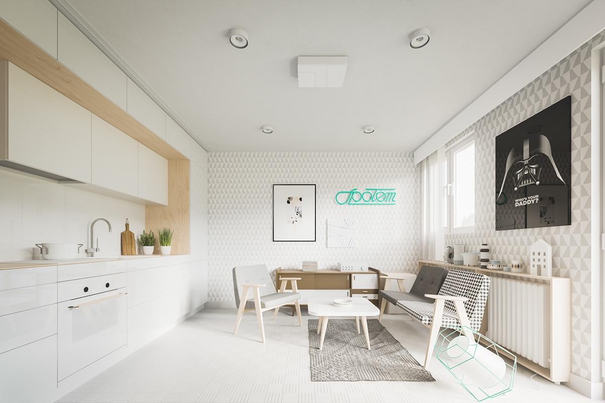 100 Remarquable Concepts Comment Amenager Un Appartement De 60M2