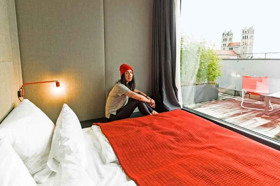 hotel loft munich
