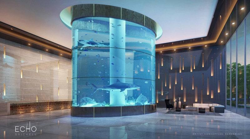 5 Superbes Penthouses De Luxe Avec Piscine 224 Miami