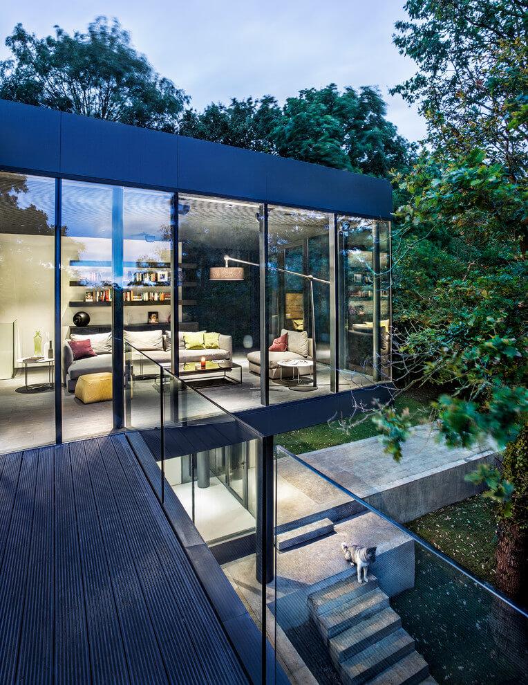 Maison d 39 architecte - Maison architecture contemporaine grupo arquitectura ...
