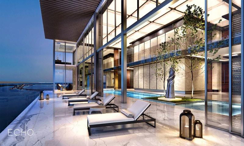 Penthouse ECHO Brickell