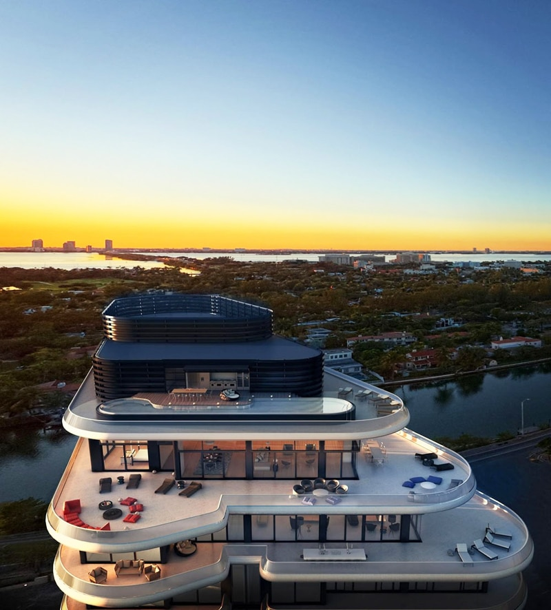 Penthouse luxe