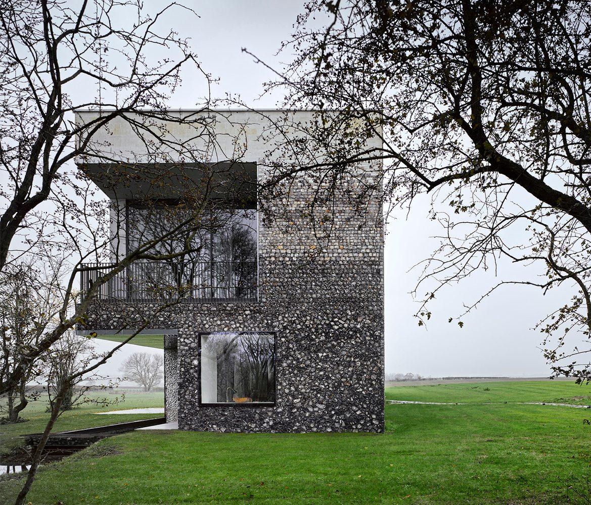 Plus belle maison de grande bretagne for Maison en plus