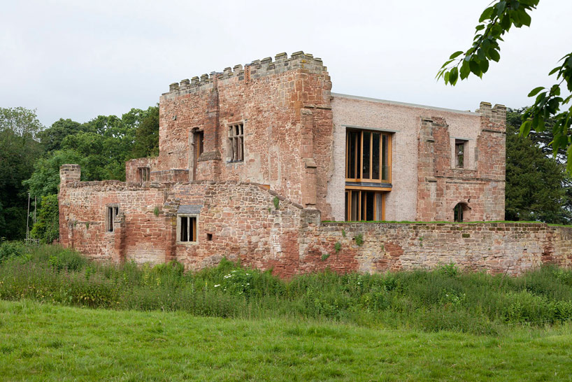 Rénovation chateau