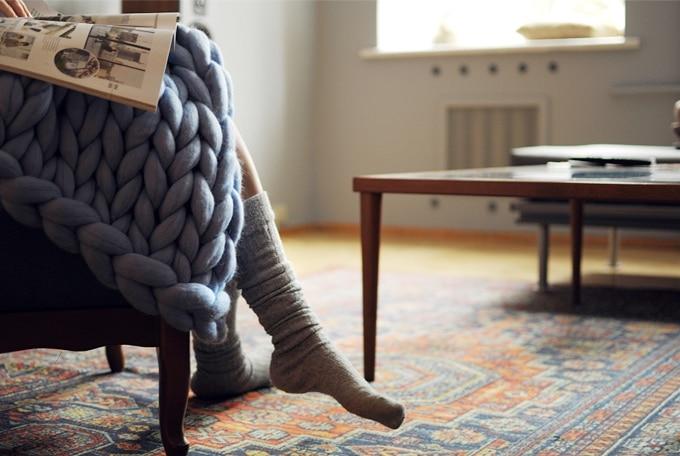 couverture laine