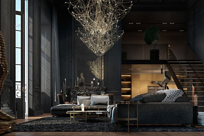 Appartement paris elegant