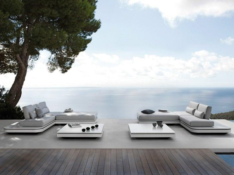 idee deco terrasse contemporaine