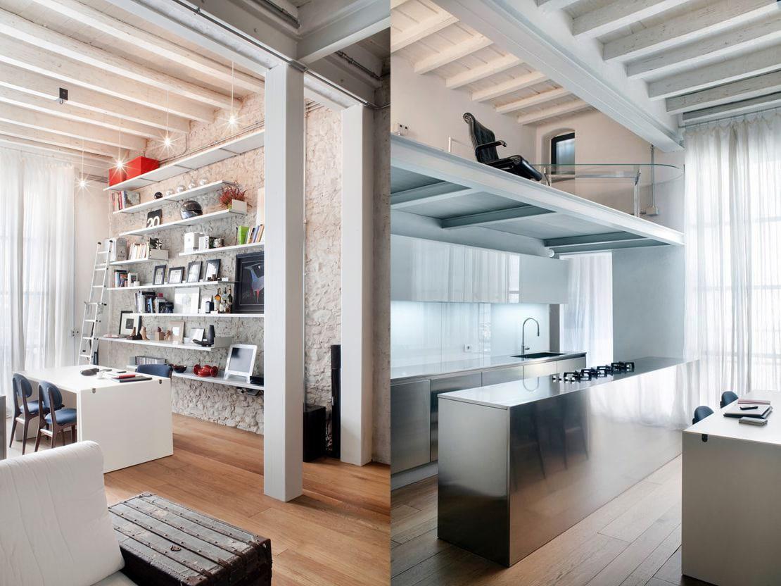 inspiration renovation loft