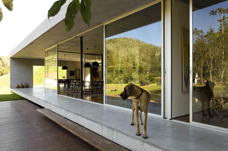 Construction Maison Bois Et Beton | Idées décoration - Idées décoration