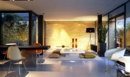 décoration intérieur penthouse
