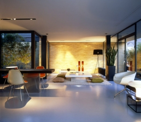 Les plus beaux penthouse et appartement design for Appartement design de luxe blanc