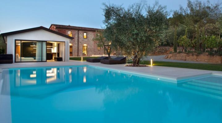 maison de campagne avec piscine - Rnovation Maison De Campagne