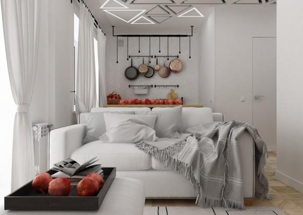 petit appartement chic