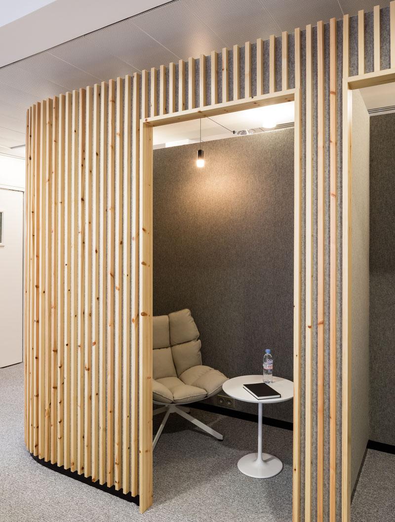 Comment d corer un int rieur avec des lames de bois - Mur en bois interieur decoratif ...