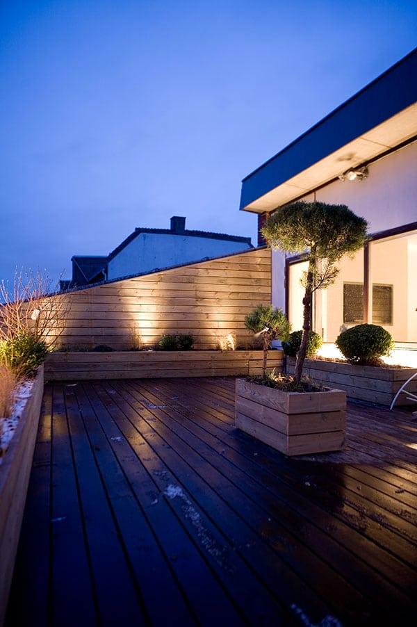 Terrasse Bois Rooftop