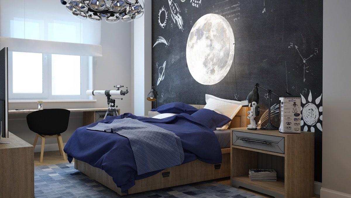 Decoration Espace Chambre Garcon
