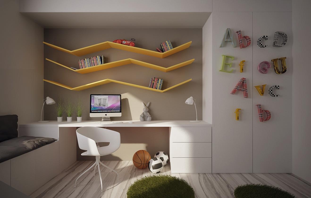 15 id es pour d corer les murs d 39 une chambre d 39 enfant - Decorer une chambre ...